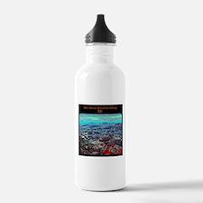 Alien Moon Mt. Biking: Io Water Bottle