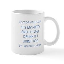 DOCTOR-PALOOZA Mugs