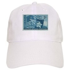 Texas Stamp Baseball Cap