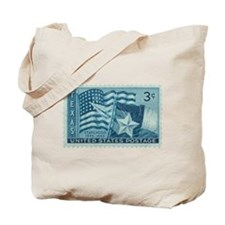 Texas Stamp Tote Bag