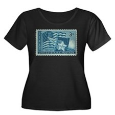 Texas Stamp T