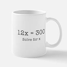 Bowling perfect game math Mugs