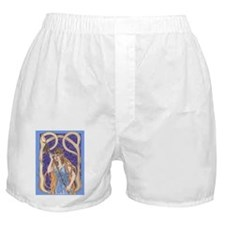 owl eyed athena Boxer Shorts