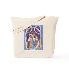 owl eyed athena Tote Bag