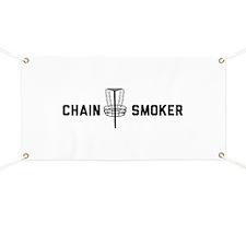 Chain smoker Banner