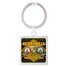 Perryville Square Keychain