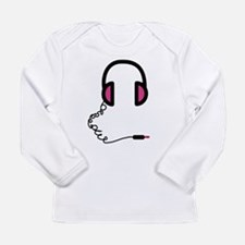 Girl Dj Long Sleeve T-Shirt