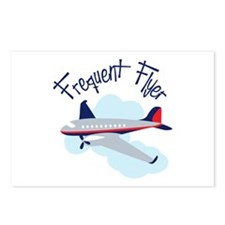 Frequent Flyer Postcards (Package of 8)