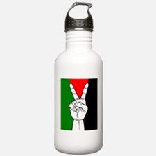 free palestine Water Bottle
