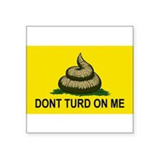 dont-poop-STKR Sticker