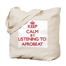 Cute Afrobeat Tote Bag
