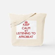 Cute Afrobeat Tote Bag