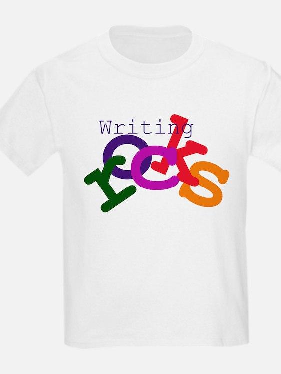 Writing Rocks T-Shirt