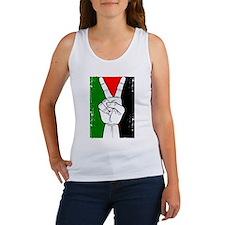 Free Palestine Women's Tank Top