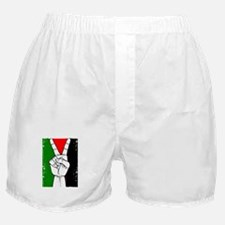 Free Palestine Boxer Shorts