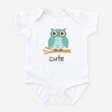 Owl Infant Bodysuit