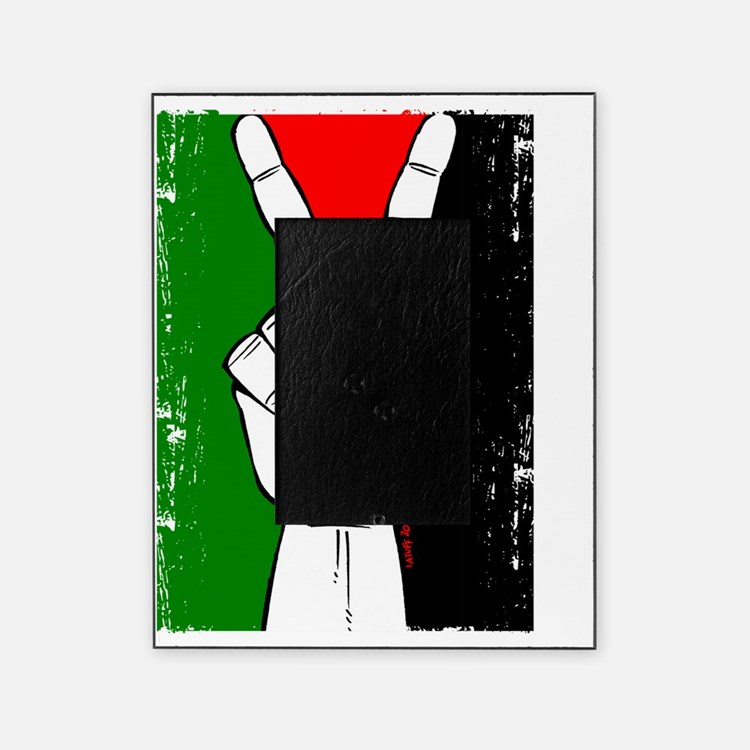 free palestine Picture Frame