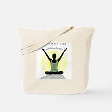 Unique Spiritual growth Tote Bag