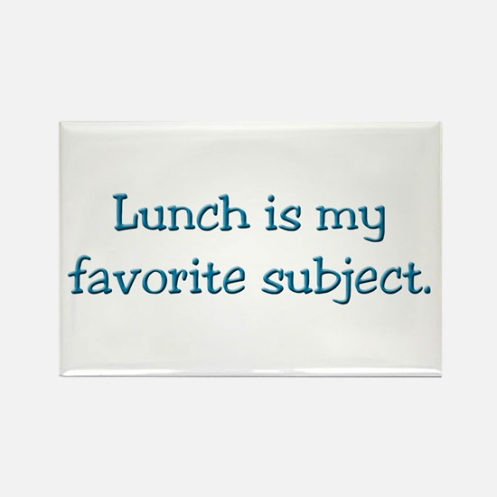 Funny gifts for teachers Rectangle Magnet