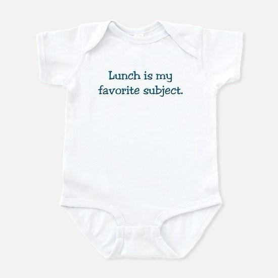 Funny gifts for teachers Infant Bodysuit