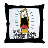 Garfield Throw Pillows