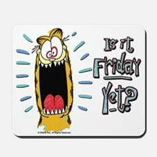 Friday Garfield Mousepad