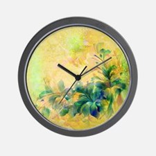 Cute Abstract Wall Clock