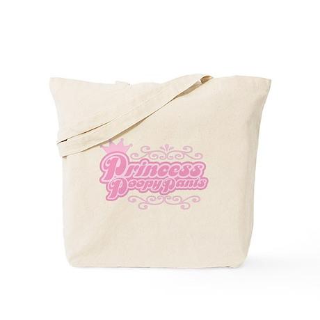 Princess PoopyPants Tote Bag