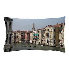 Romance in Venice Pillow Case