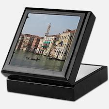 Romance in Venice Keepsake Box
