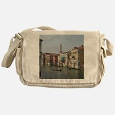 Romance in Venice Messenger Bag