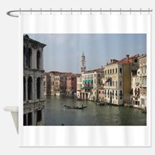 Cool Travel Shower Curtain