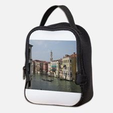 Unique Travel Neoprene Lunch Bag