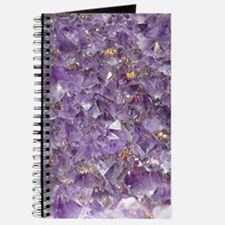 Funny Amethyst Journal