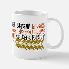 Last Straw Mugs