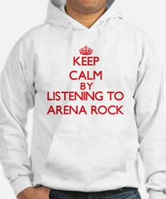 Funny Arena rock Hoodie