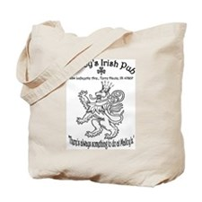 Malloy's Irish Pub Tote Bag
