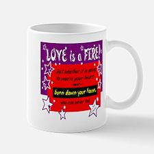 Love Is A Fire/Joan Crawford Mugs