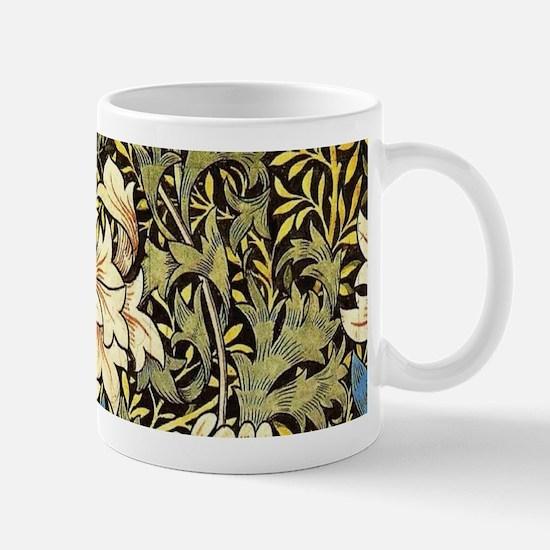 William Morris Chrysathemums Mug