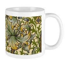 William Morris Golden Lily Mug