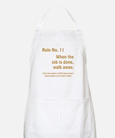 RULE NO. 11 Apron