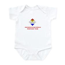 Hazardous Materials Response Team Infant Bodysuit