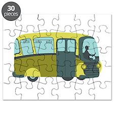 City Bus Puzzle