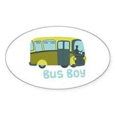Bus Boy Decal