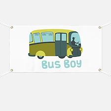 Bus Boy Banner