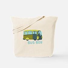 Bus Boy Tote Bag