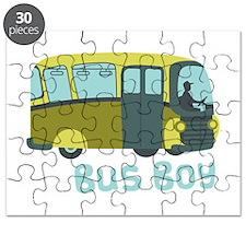 Bus Boy Puzzle