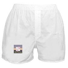 New Mommy Boxer Shorts