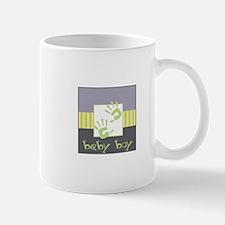 Baby Boy Hands Mugs