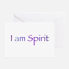 I Am Spirit Greeting Cards (Pk of 10)